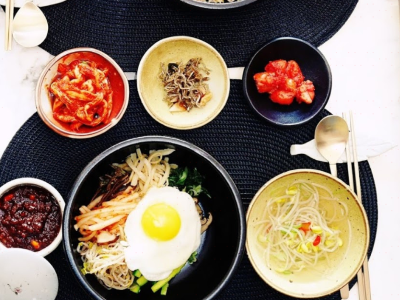 Four Seasons Cooking Class in Seoul