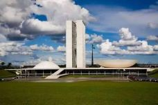 国会大厦-巴西利亚-小鱼儿2015