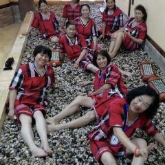 항저우 온천월드 여행 사진