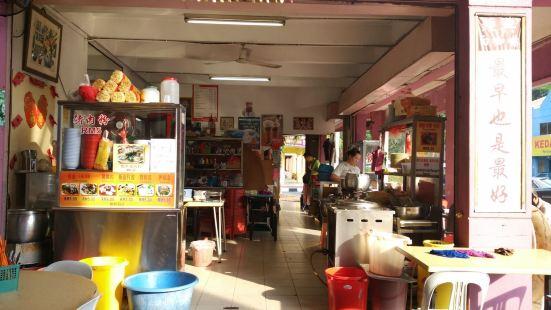 瓜鎮早餐店