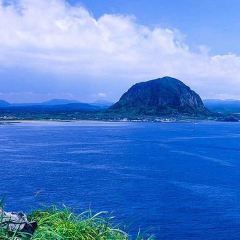 송악산 여행 사진