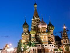6日莫斯科+圣彼得堡·品俄餐+赏芭蕾演出+观小镇风光
