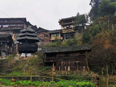 芋頭侗寨古建築群