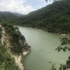 中壩河谷漂流用戶圖片