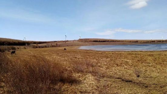 禦道口牧場風車群