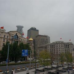 Shanghai Bund Weather Signal Station User Photo