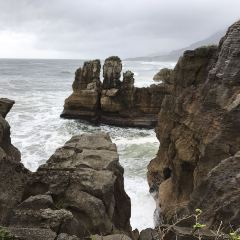 Pancake Rocks User Photo