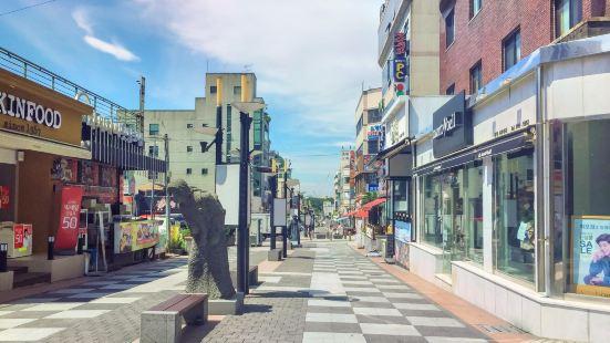 누웨마루 거리