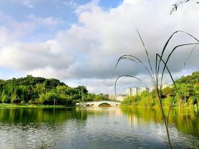 尖山湖公園