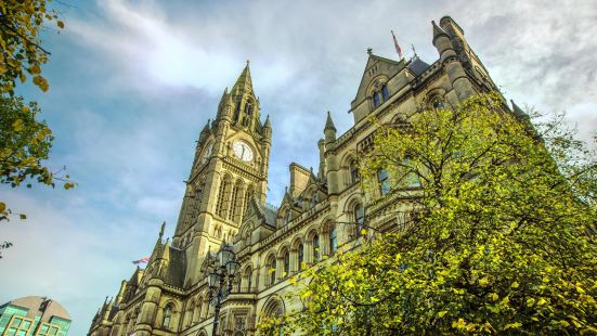 曼徹斯特市政廳