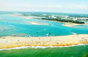 桂林洋ビーチ観光エリア