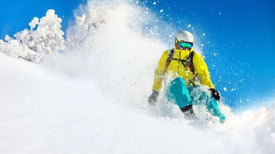 마오얼산(모아산) 스키장