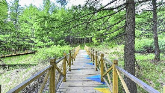 Cuiyunshan Scenic Area