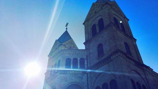 松が峰教會
