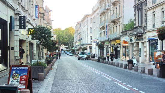 阿維尼翁老城