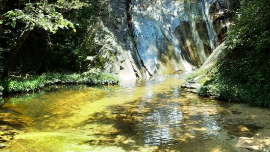 Canglong Gorge