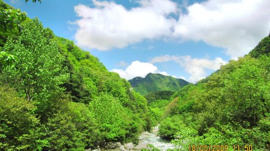 Jialing River Source Scenic Area (Northwest Gate)