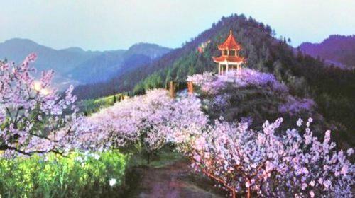 鄖西天河旅遊區