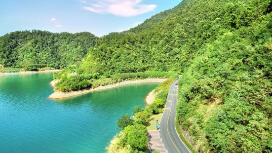 Qiandao Lake Greenway Ride