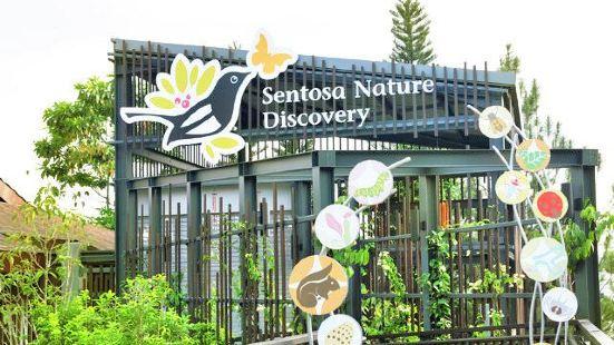 Sentosa Nature Discovery