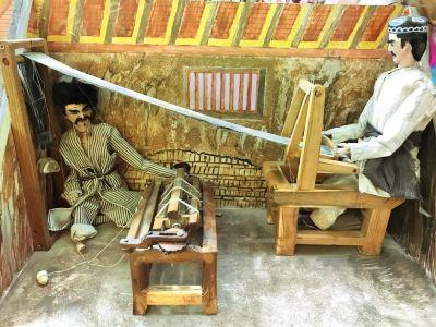 新疆大学民街民俗博物館