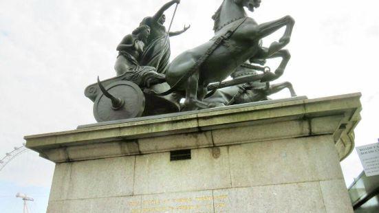 Boadicea Monument