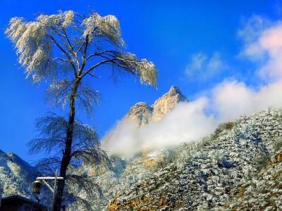 만산화계곡 풍경명승구