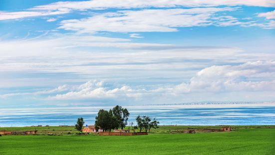 Erhai Lake of Qinghai Lake