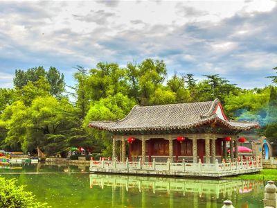 Laolongwan Scenic Resort