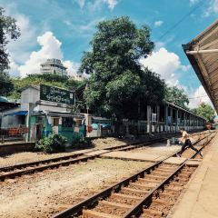 Yangon Train Station User Photo