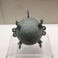 호북성 박물관 여행 사진