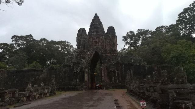 South Gate - Angkor Thom
