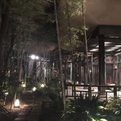 도교 사원 여행 사진