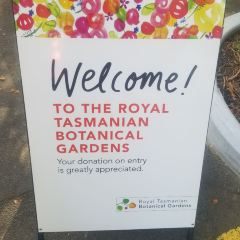 Royal Tasmanian Botanical Gardens User Photo
