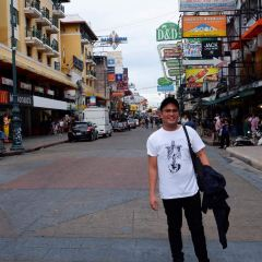 Khao San Road User Photo