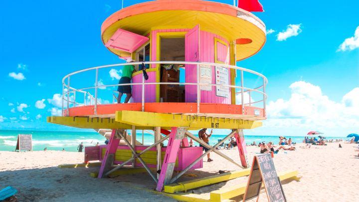 邁阿密旅行分享