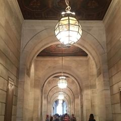 紐約公共圖書館用戶圖片