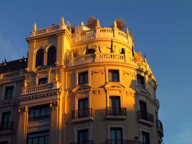 스페인 빌딩