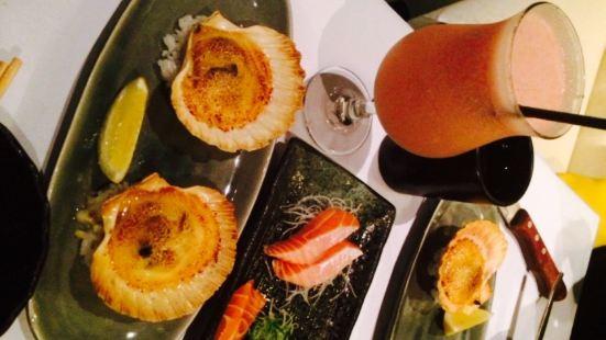 松石庭 日本石燒料理