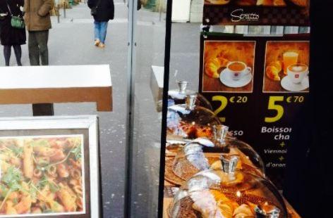 Soc Parisienne Restauration Rapide SP2