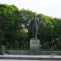 레닌공원 여행 사진