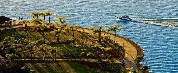 Pontao do Lago Sul