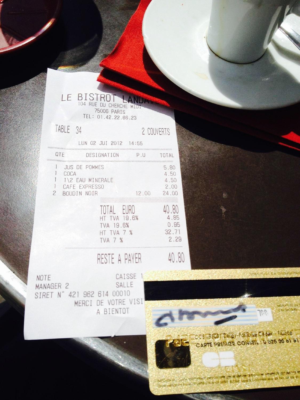 23 Rue Du Cherche Midi le relais de la poste reviews: food & drinks in ile-de
