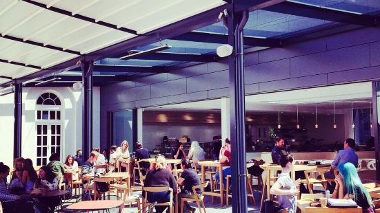 Courtyard Restaurant and Bar