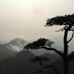 싼칭산풍경구 여행 사진