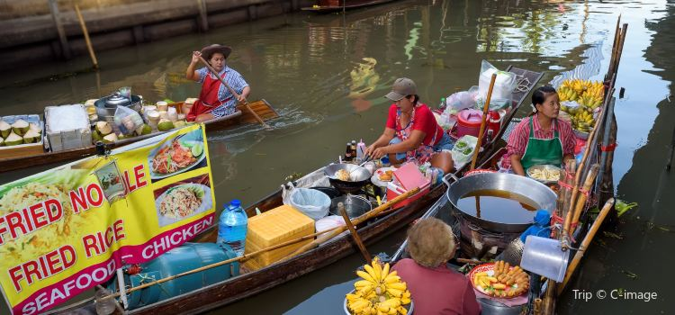 Pattaya Floating Market1