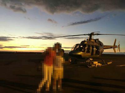 火奴魯魯Honolulu直升機之旅
