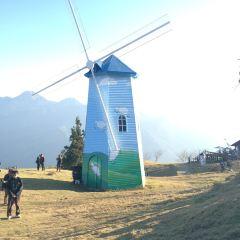 칭징 스몰 스위스 가든 여행 사진