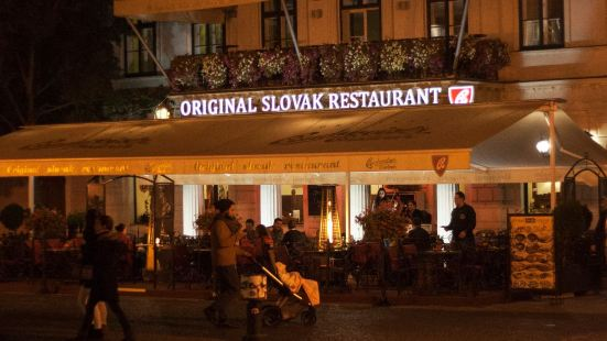 Original Slovak Restaurant