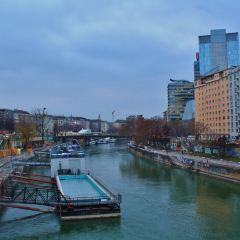Danube Canal (Donau Kanal) User Photo